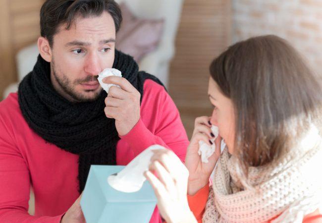 How is Bronchitis Spread?
