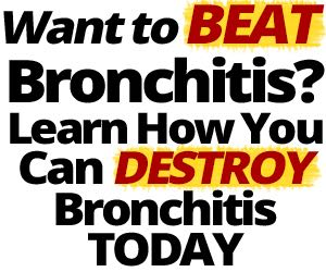 RELEIVE BRONCHITIS NATURALLY