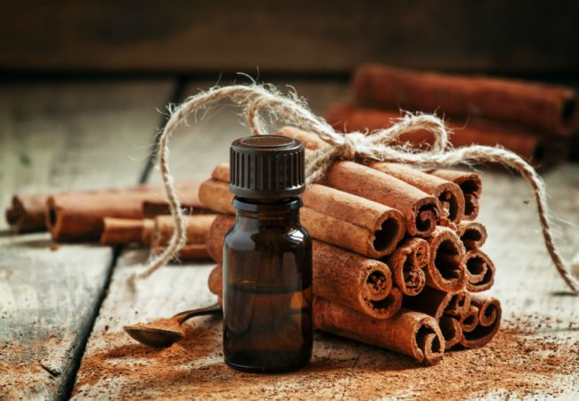 Cinnamon Bark Essential Oil by AromaOils: Relaxation and Tranquility in a Small Package